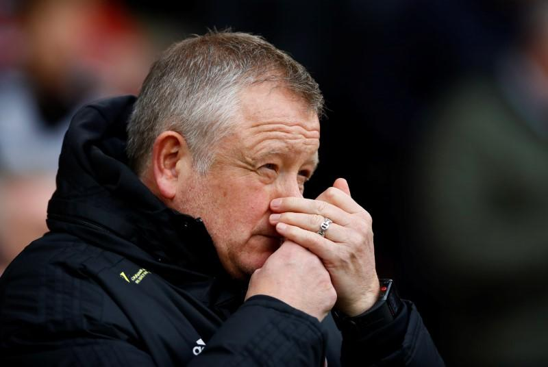 Blades boss Wilder reminds McBurnie about conduct after FA rap
