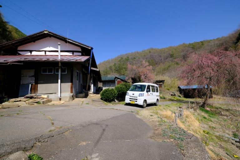 Much of Japan's countryside remains remote and depopulated, making vaccination of its often elderly residents a huge headache