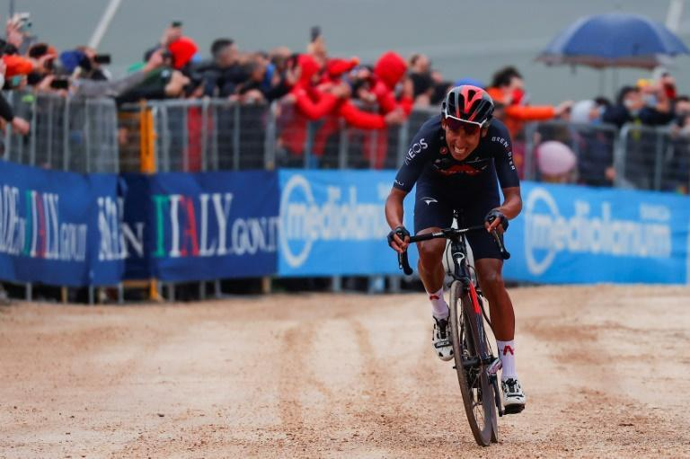 Egan Bernal produced a top drawer performance to reset the Giro standings