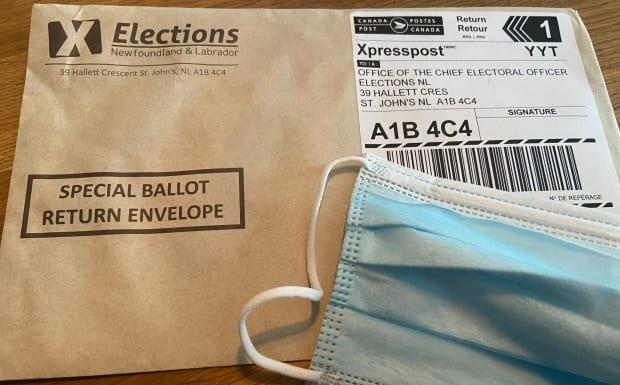 The CBC Vote Compass survey was conducted after the entire election moved to mail-in ballots due to COVID-19. (Heather Gillis/CBC - image credit)