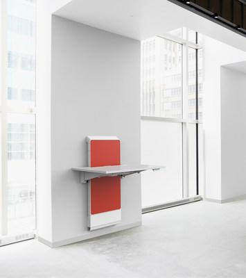 The JŪV Wall Was Designed To Infuse More Movement Into New And Existing  Workspaces.