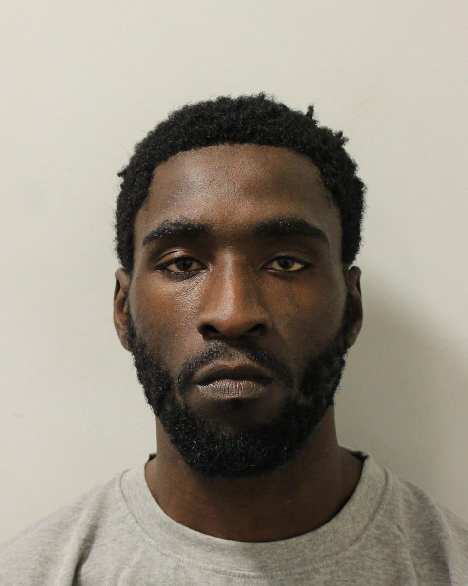 Osei was sentenced on Friday. (PA/Metropolitan Police)