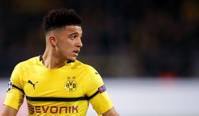 Jadon Sancho has established himself as one of the most exciting talents in Europe with Dortmund