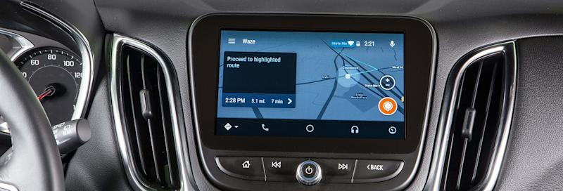 Popular Phone App Waze Brings New Navigation Option to Android Auto