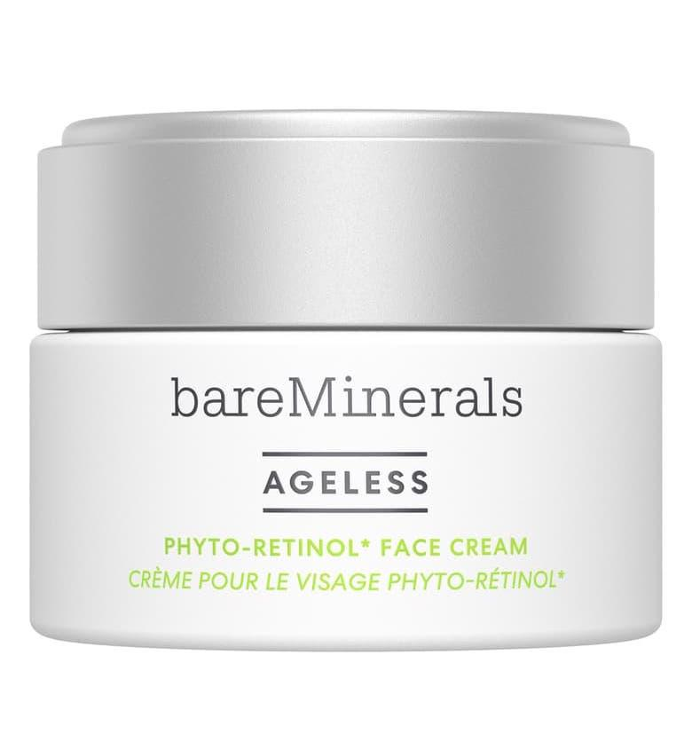 Ageless Phyto-Retinol Face Cream. Image via BareMinerals.