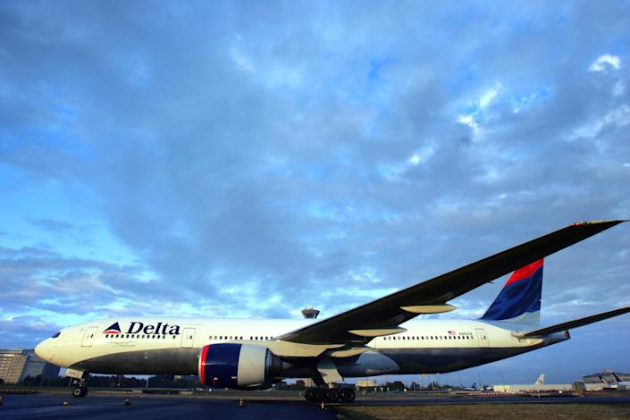 US carrier Delta already has a sizable fleet of Airbus aircraft (AFP Photo/Joel Saget)