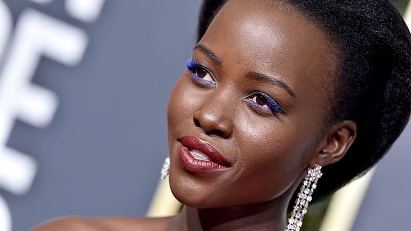 Lupita Nyong'o Mixed Animal Prints In the Most Unexpected Way, and It's Actually Very Chic