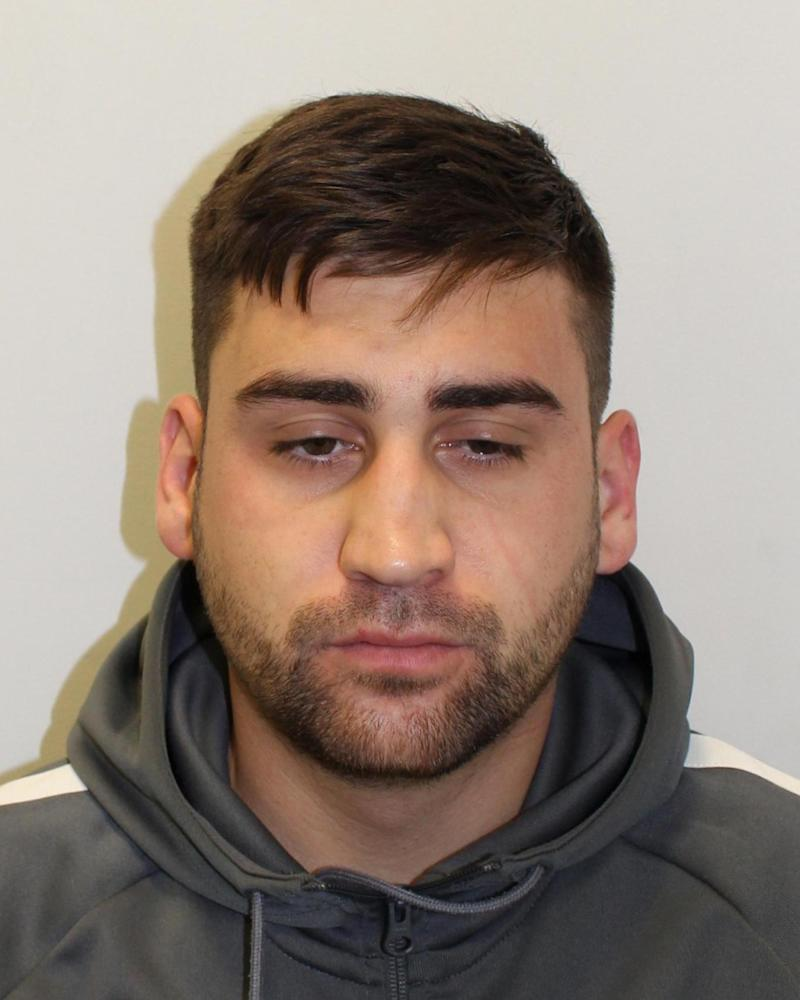 Jailed: Ashley Davey
