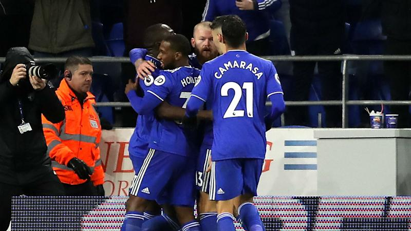 Cardiff City 2 Wolves 1: Hoilett stunner consigns visitors to fifth loss in six
