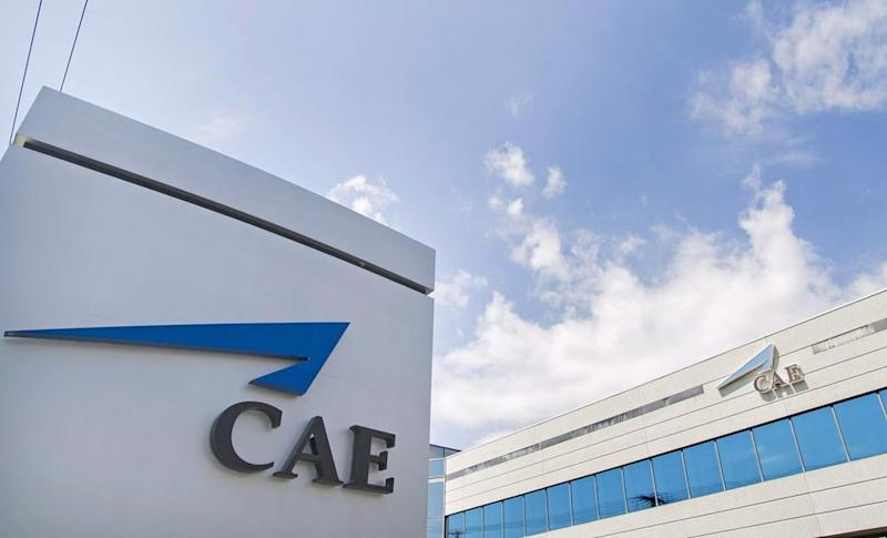 CAE to lay off 350 employees — mostly in Canada — as Q1 revenue drops by a third