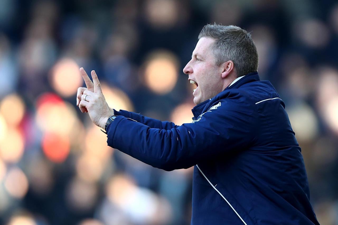 Swindon 1 Millwall 0: Lions unbeaten run ended by 95th-minute winner