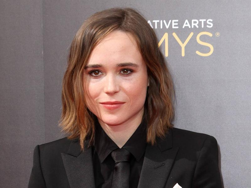 Ellen Page accuses Brett Ratner of 'outing' her on X-Men set