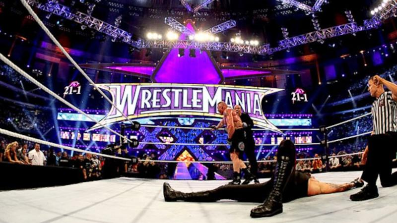 The Undertaker Lost at WrestleMania, and the Wrestling World Is Stunned