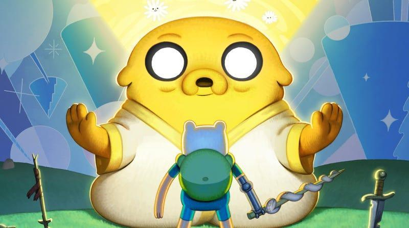Adventure Time: Distant Lands—Together Again