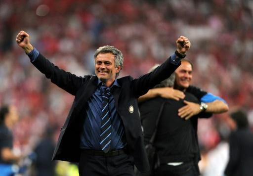 Jose Mourinho won the Champions League with Inter Milan in 2010