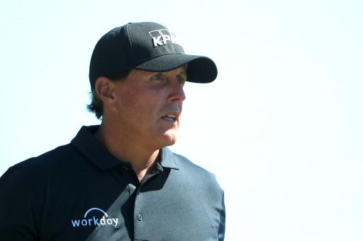 Phil Mickelson has more than 700,000 followers on Instagram