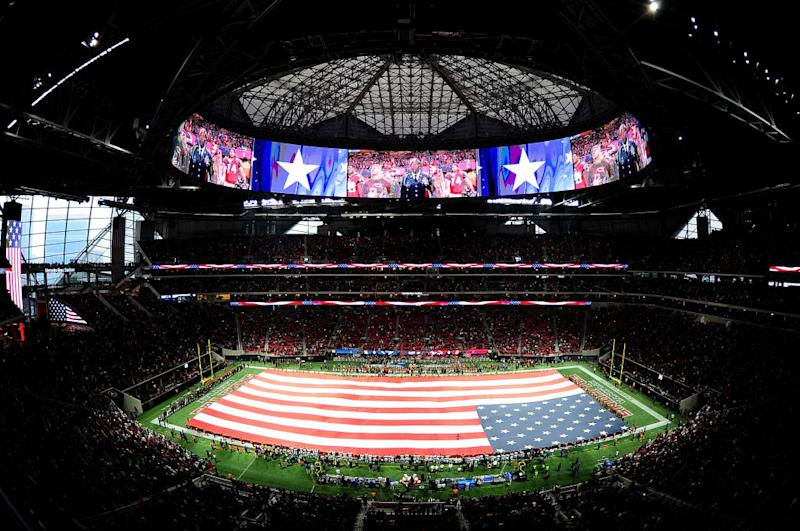 No NFL players protest before games on Veterans Day weekend