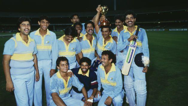 The World Cup win was followed by the Benson and Hedges World Series win in 1985