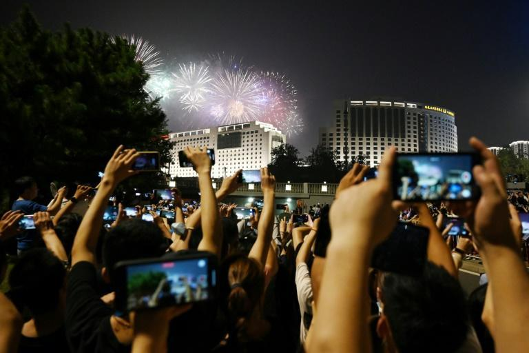The event, held under tight security and not broadcast live on television, comes before the July 1, 2021 centenary of the party that has shaped the modern history of China, guiding the country from war-torn to superpower status