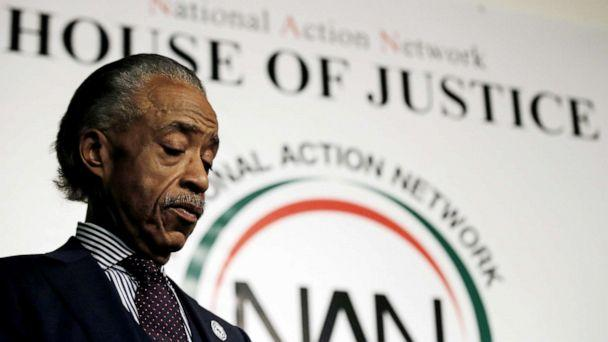 PHOTO: Reverend Al Sharpton attends the National Action Network Dr. Martin Luther King, Jr. Day Public Policy Forum in New York in this Jan. 18, 2016 file photo. (Brendan Mcdermid/Reuters, FILE )