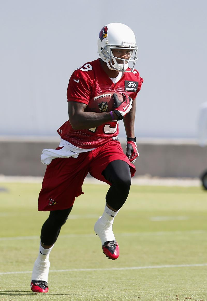 Ginn, Brown add speed to Cardinals' offense