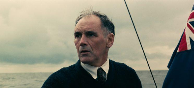 Mr Dawson (Mark Rylance) in