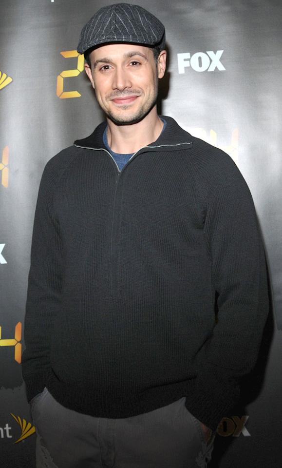 "Freddie Prinze, Jr. (""Scooby-Doo"") turns 36 on March 8."