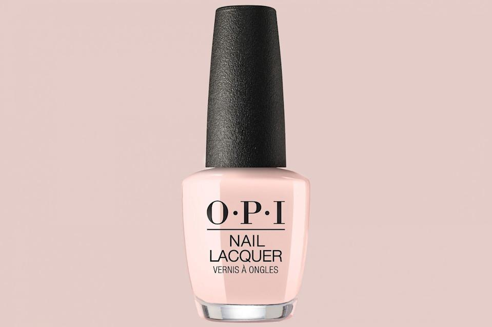 OPI Nail Lacquer Nail Polish in Put It in Neutral