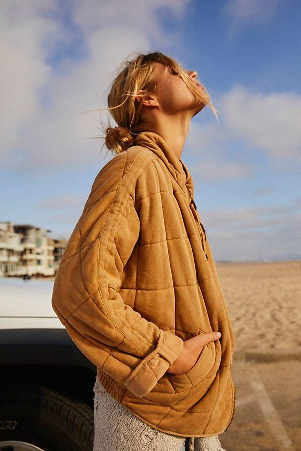 """<br><br><strong>Free People</strong> Dolman Quilted Knit Jacket, $, available at <a href=""""https://www.freepeople.com/uk/shop/dolman-quilted-knit-jacket/?category=jackets&color=014&type=DEFAULT"""" rel=""""nofollow noopener"""" target=""""_blank"""" data-ylk=""""slk:Free People"""" class=""""link rapid-noclick-resp"""">Free People</a>"""