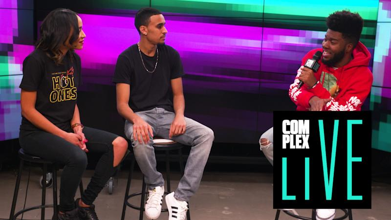 """Complex Live"" Celebrates The Notorious B.I.G.'s Legacy and Is Joined In-Studio by Khalid"