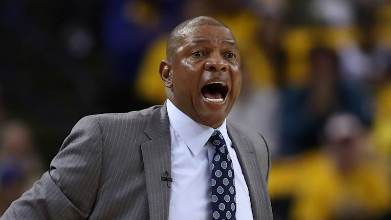 Rivers on NBA strike: We needed a moment to breathe... George Floyd didn't get that