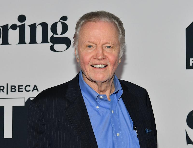 "Jon Voight promotes ""Ray Donovan"" at the 2018 Tribeca TV Festival on Sept. 23, 2018, in New York City. (Photo: Dia Dipasupil/Getty Images)"