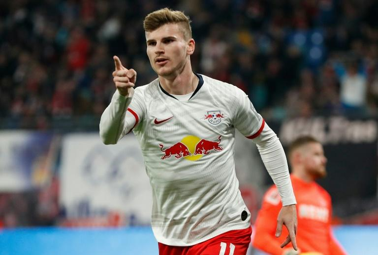 Timo Werner will join Chelsea in July