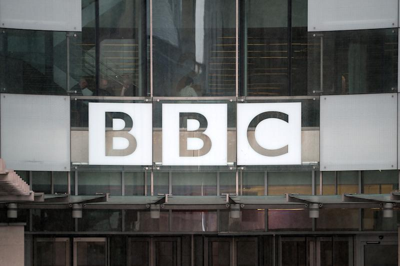 "File photo dated 11/05/16 of the BBC logo. The BBC has said that an introduction to Newsnight, which discussed the Dominic Cummings lockdown row, ""did not meet our standards of due impartiality""."
