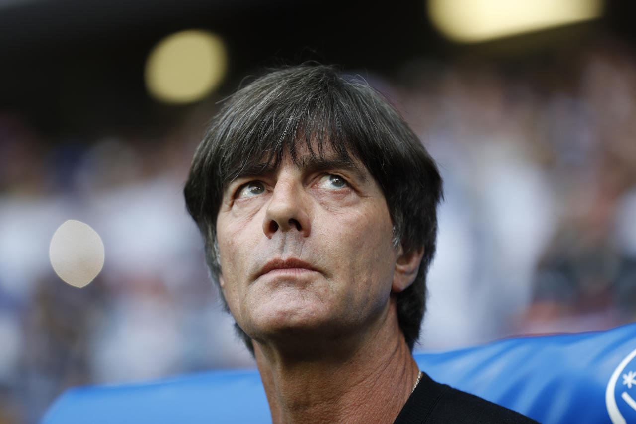 Famous defeats to the Azzurri at major tournaments, such as the 1970 World Cup and Euro 2012 semi-final, will not be on the mind of Joachim Low in Bordeaux