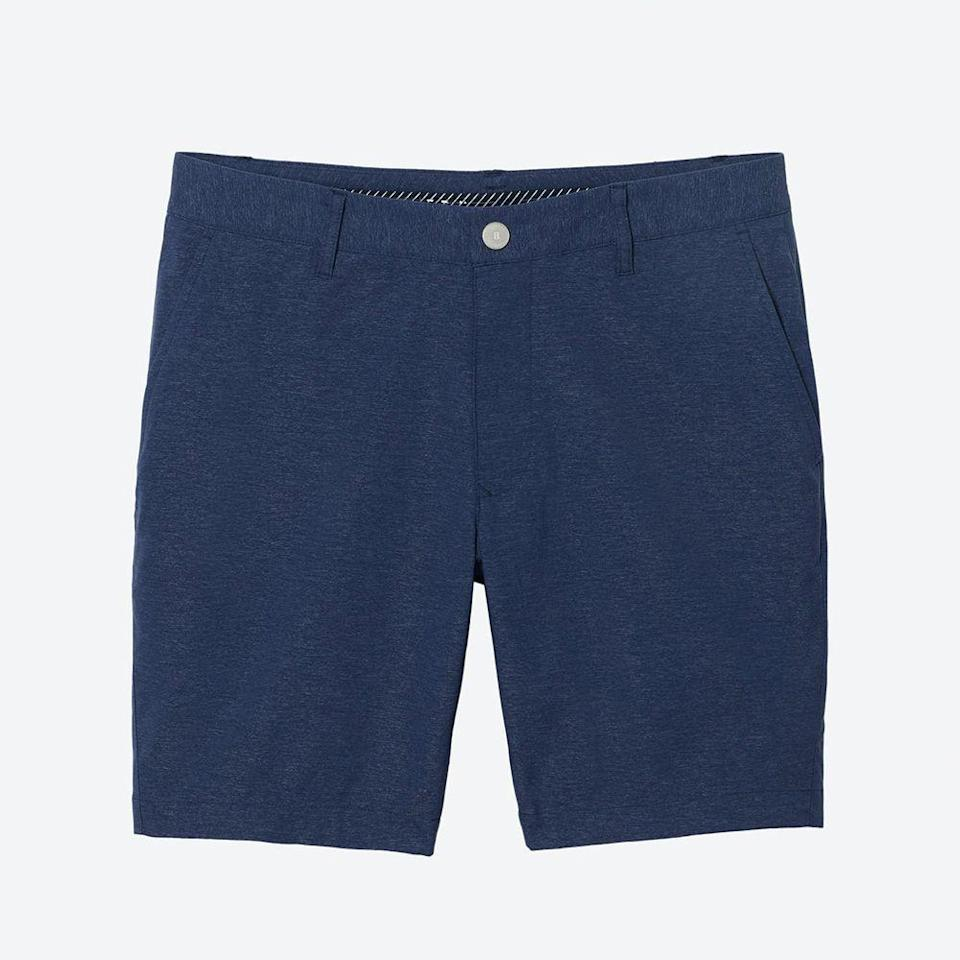 """<p>bonobos.com<br>$78.00</p><p><a class=""""link rapid-noclick-resp"""" href=""""https://go.redirectingat.com?id=74968X1596630&url=https%3A%2F%2Fbonobos.com%2Fproducts%2Flightweight-5-pocket-golf-short%3Fcolor%3Dheather%2Bnavy&sref=https%3A%2F%2Fwww.menshealth.com%2Ftechnology-gear%2Fg27207975%2Fbest-golf-gifts%2F"""" rel=""""nofollow noopener"""" target=""""_blank"""" data-ylk=""""slk:BUY IT HERE"""">BUY IT HERE</a><br></p><p>These flattering shorts offer a UPF 50 rating for great sun protection and a lighter fabric that will have you feeling athletic without looking like a schlub.</p>"""