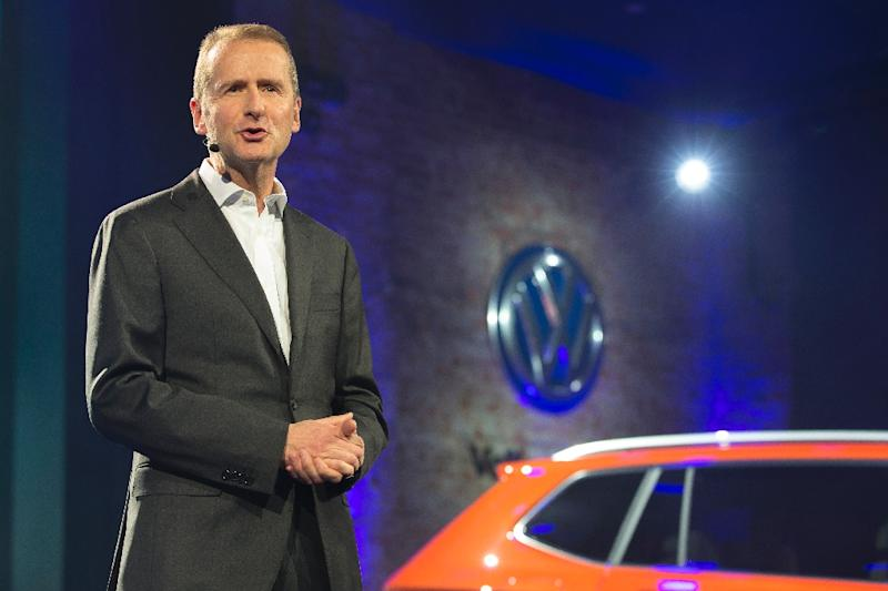 Volkswagen defies 'dieselgate' to boost sales in 2016