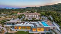 """<p>Located in the northeast of the island on a large estate spread over 350 hectares of countryside, mountain scenery with views over to the historic town of Arta and over to the coast and beautiful beaches such as Cala Torta, <a href=""""https://go.redirectingat.com?id=127X1599956&url=https%3A%2F%2Fwww.booking.com%2Fhotel%2Fes%2Fcarrossa-spa-villas.en-gb.html%3Faid%3D2070929%26label%3Dmallorca-hotels&sref=https%3A%2F%2Fwww.redonline.co.uk%2Ftravel%2Fg37570714%2Fmallorca-hotels%2F"""" rel=""""nofollow noopener"""" target=""""_blank"""" data-ylk=""""slk:Sa Carossa Hotel & Spa"""" class=""""link rapid-noclick-resp"""">Sa Carossa Hotel & Spa</a> is ideal for families.The former 18th century manor house and dairy farm is now a stunning five-star hotel with 76 rooms and suites, two restaurants, two bars and an extensive spa.</p><p>Outside, there's a large, heated pool with a poolside bar and panoramic views of the surrounding countryside, as well as as access to the informal bistro restaurant. There's plenty to keep you entertained here too, with a variety of activities to be enjoyed on the estate or close to the hotel, including a choice of four 18-hole courses within a 15 minute drive of the hotel.</p><p><a class=""""link rapid-noclick-resp"""" href=""""https://go.redirectingat.com?id=127X1599956&url=https%3A%2F%2Fwww.booking.com%2Fhotel%2Fes%2Fcarrossa-spa-villas.en-gb.html%3Faid%3D2070929%26label%3Dmallorca-hotels&sref=https%3A%2F%2Fwww.redonline.co.uk%2Ftravel%2Fg37570714%2Fmallorca-hotels%2F"""" rel=""""nofollow noopener"""" target=""""_blank"""" data-ylk=""""slk:CHECKA AVAILABILITY"""">CHECKA AVAILABILITY</a></p>"""