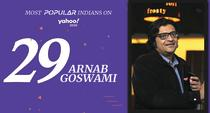 Arnab Ranjan Goswami (born 7 March, 1973) <br>Indian Journalist
