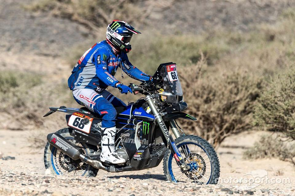 "#68 Monster Energy Yamaha Rally Team: Jamie Mccanney<span class=""copyright"">Yamaha </span>"