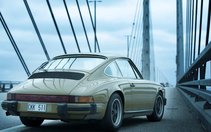 TV series The Bridge is set around the Öresund crossing, and the Porsche (pictured) plays an important secondary role - 8