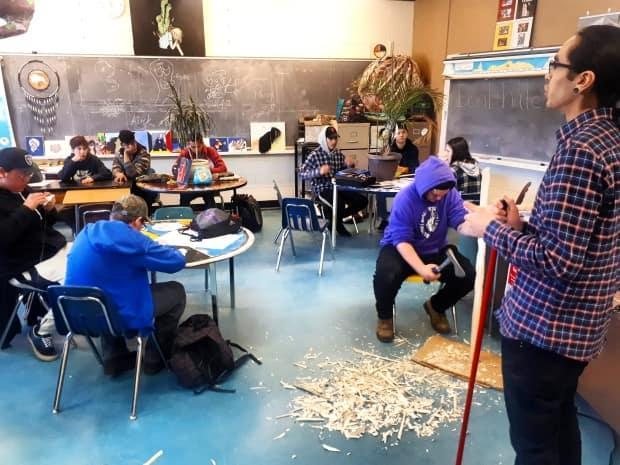 Having spaces in schools where Indigenous students can learn about and participate in their cultures and connect with other Indigenous students and staff is important to the wellbeing of Indigenous students, experts say.