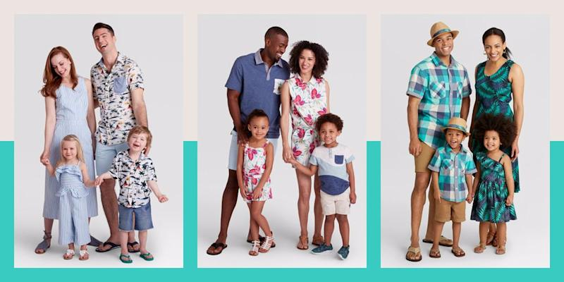 133fd9a3b53 Target Now Sells Matching Family Outfits
