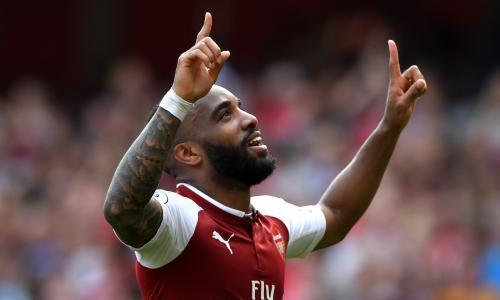 Alexandre Lacazette's late double seals Arsenal rout against West Ham