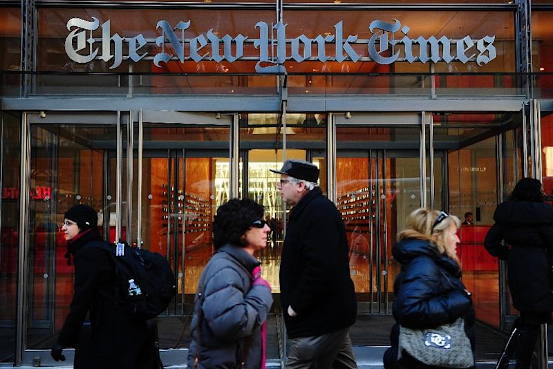 "The New York Times is launching a monthly Chinese-language print publication in Hong Kong and Macau to include ""news, opinion and lifestyle content from The New York Times in simplified Chinese for Chinese audiences"""