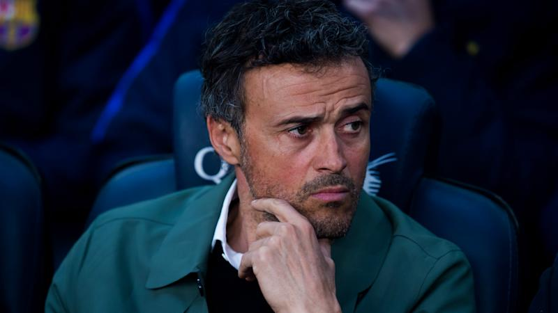 Luis Enrique makes plea to 'p***** off' Barcelona fans