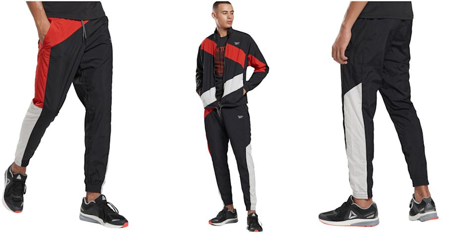 Men's Reebok Heritage Run Track Pants