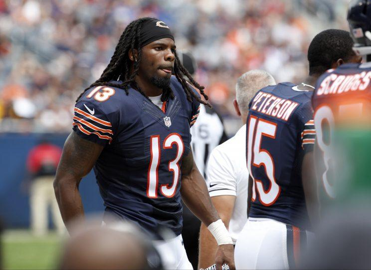 Chicago Bear Kevin White's Maserati Carjacked In Latest 'Bump-And-Run'