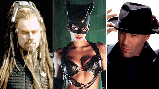 'Battlefield Earth,' 'Catwoman' and 'Hudson Hawk'