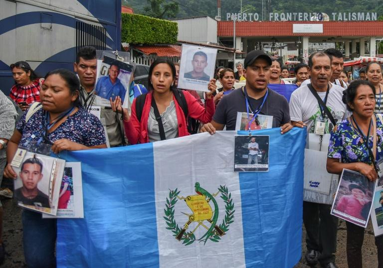 The Mesoamerican Migration Movement is a non-government organization that helps search for missing migrants
